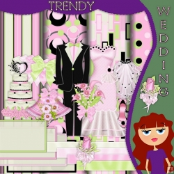 Trendy Wedding - P